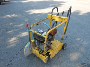 Floor saw Wacker Neuson BFS 1345 AB