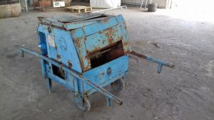 Construction winch EVL 300 (1)