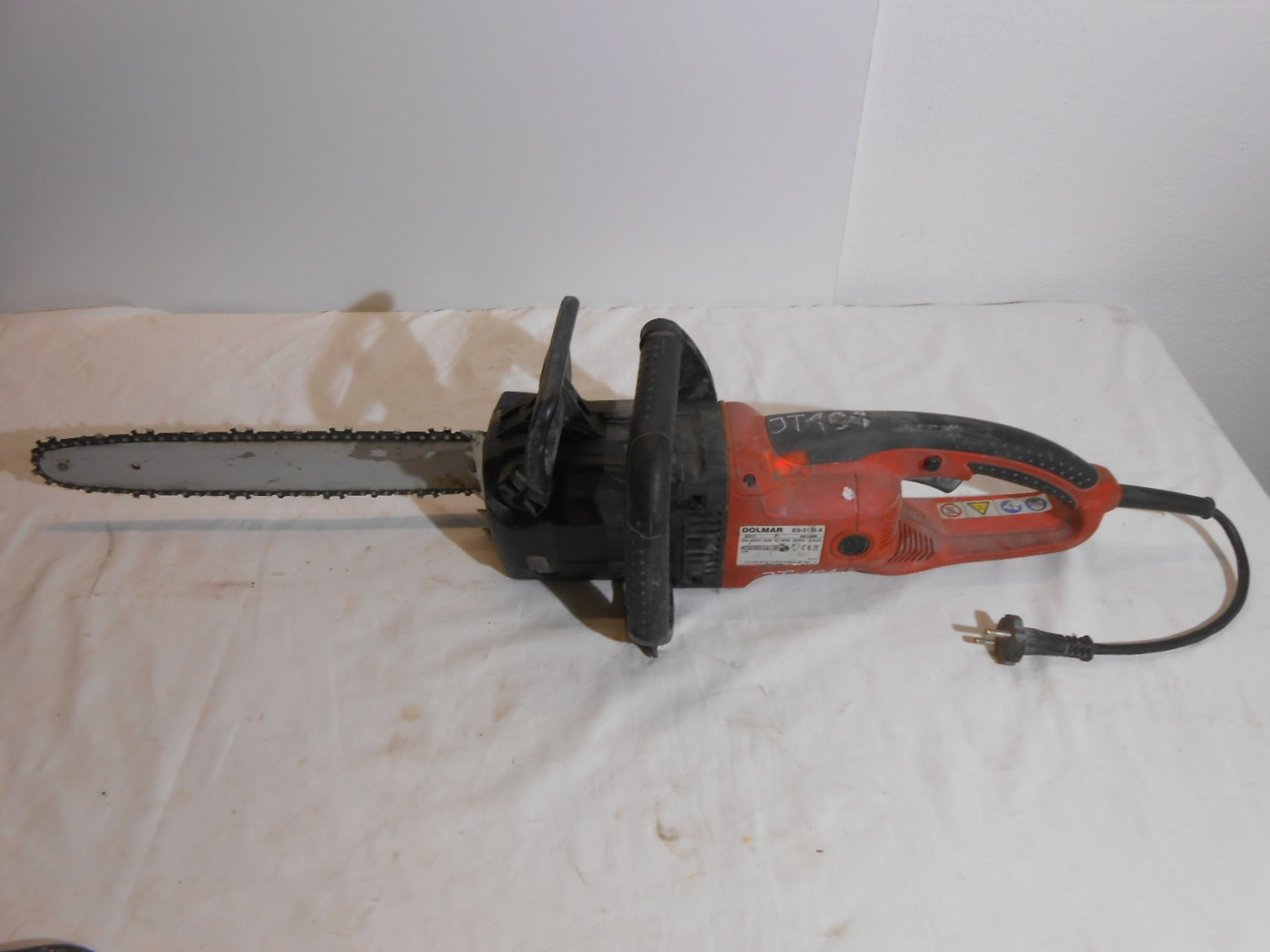 Elektrická řetězová pila Dolmar ES-2135 A (4) – Set Auctions 78366ec42d1